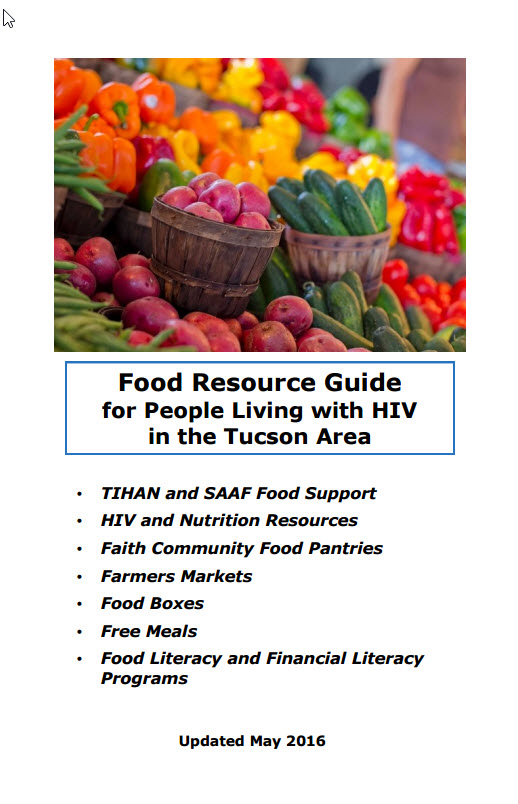 Food Resource Guide