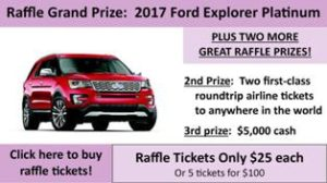 Jim Click Ford Explorer 2017 Raffle graphic small