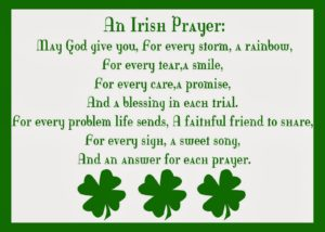 Irish Poem
