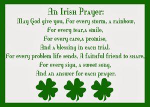 Irish Poem