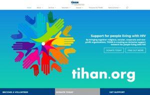 TIHAN New Website
