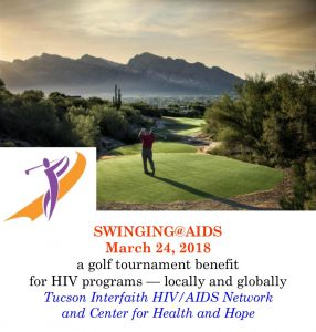 Swinging@AIDS Benefit Golf Tournament and Concert